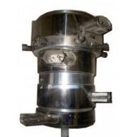 Головка ПВД диаметр 120 мм с кольцом обдува