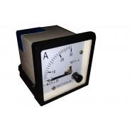 Амперметр 48*48 (0-30)